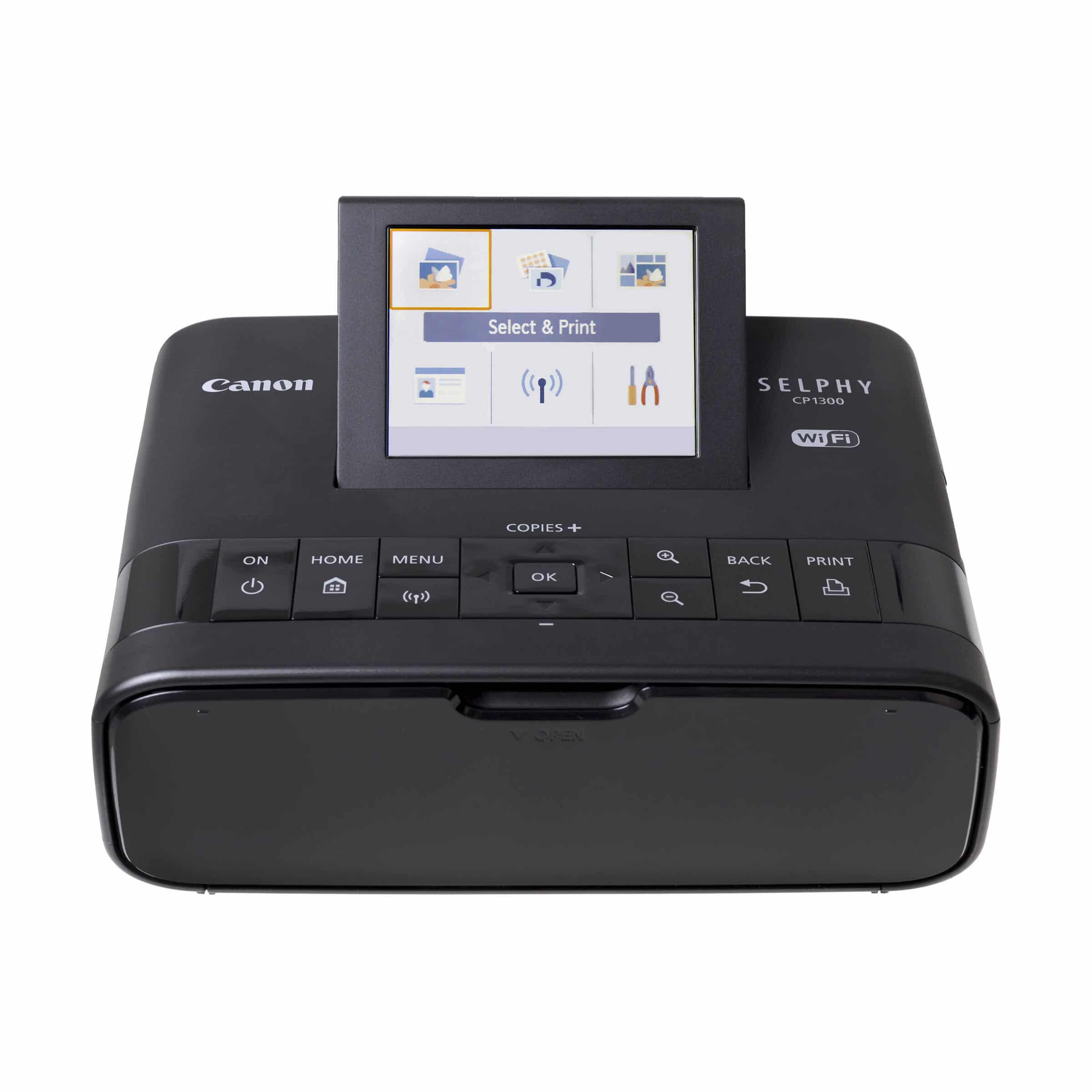 Canon SELPHY CP1300 : Schwarz