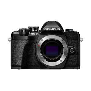 Olympus OM-D E-M10 Mark III : Schwarz
