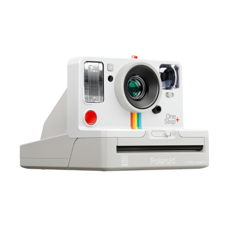 Polaroid OneStep+ Sofortbildkamera : Weiß
