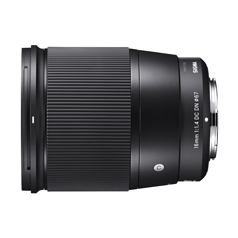 Sigma 16mm f/1,4 DC DN Contemporary - Sony E