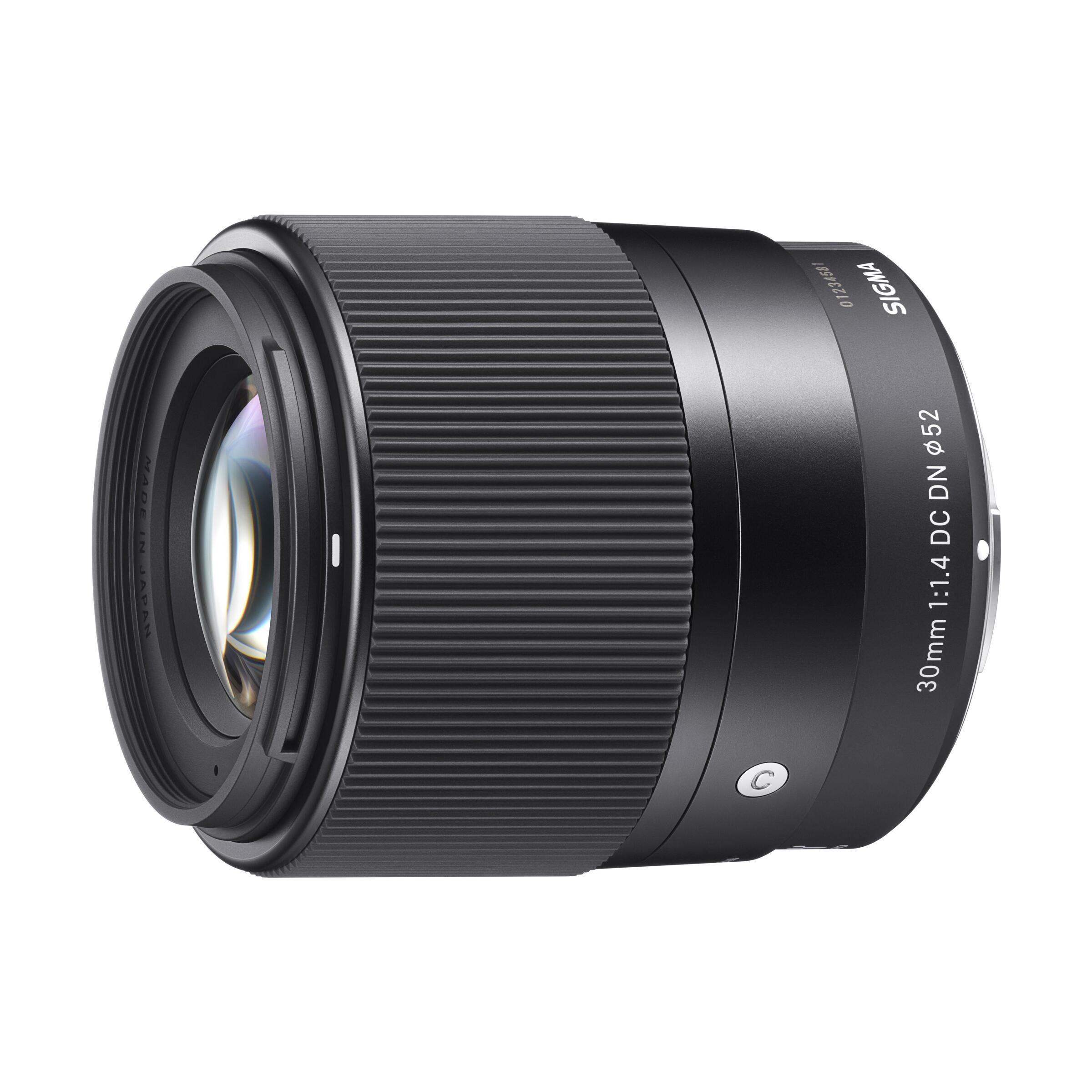 Sigma 30mm f/1,4 DC DN Contemporary - Sony E