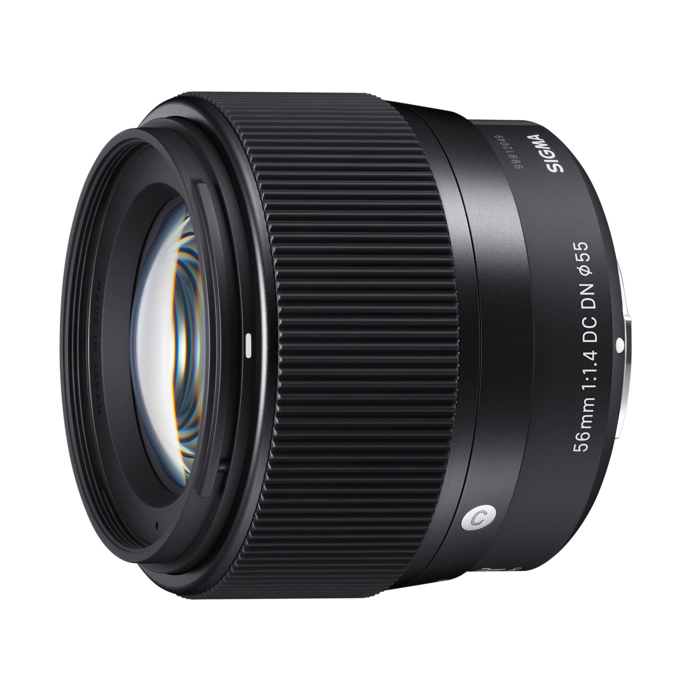 Sigma 56mm f/1,4 DC DN - Sony E