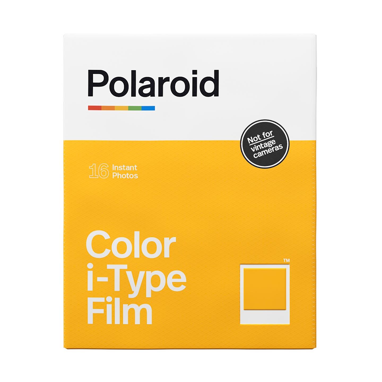 Polaroid i-Type Color Sofortbildfilm - 16 Aufnahmen