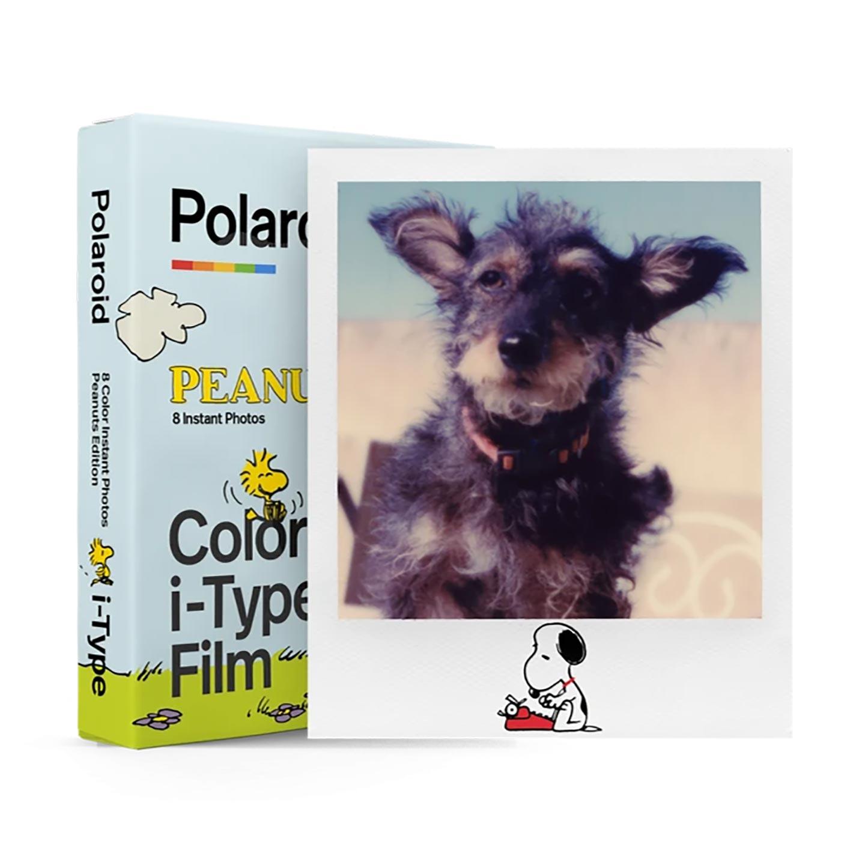 Polaroid i-Type Color Sofortbildfilm : Peanuts - 8 Aufnahmen