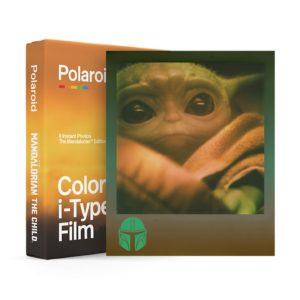 Polaroid i-Type Color Sofortbildfilm : The Mandalorian - 8 Aufnahmen