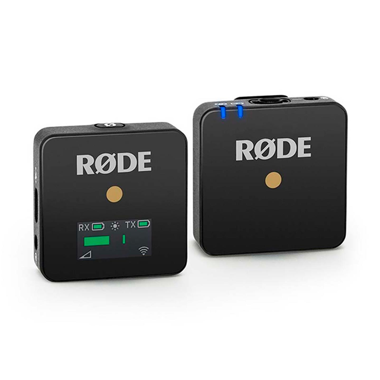 RØDE Wireless GO : schwarz
