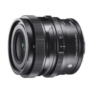 Sigma 35mm f/2,0 DG DN für Sony E