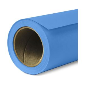 BD Backgrounds Foto Blue (Chroma Key Blau) : 1,35 m