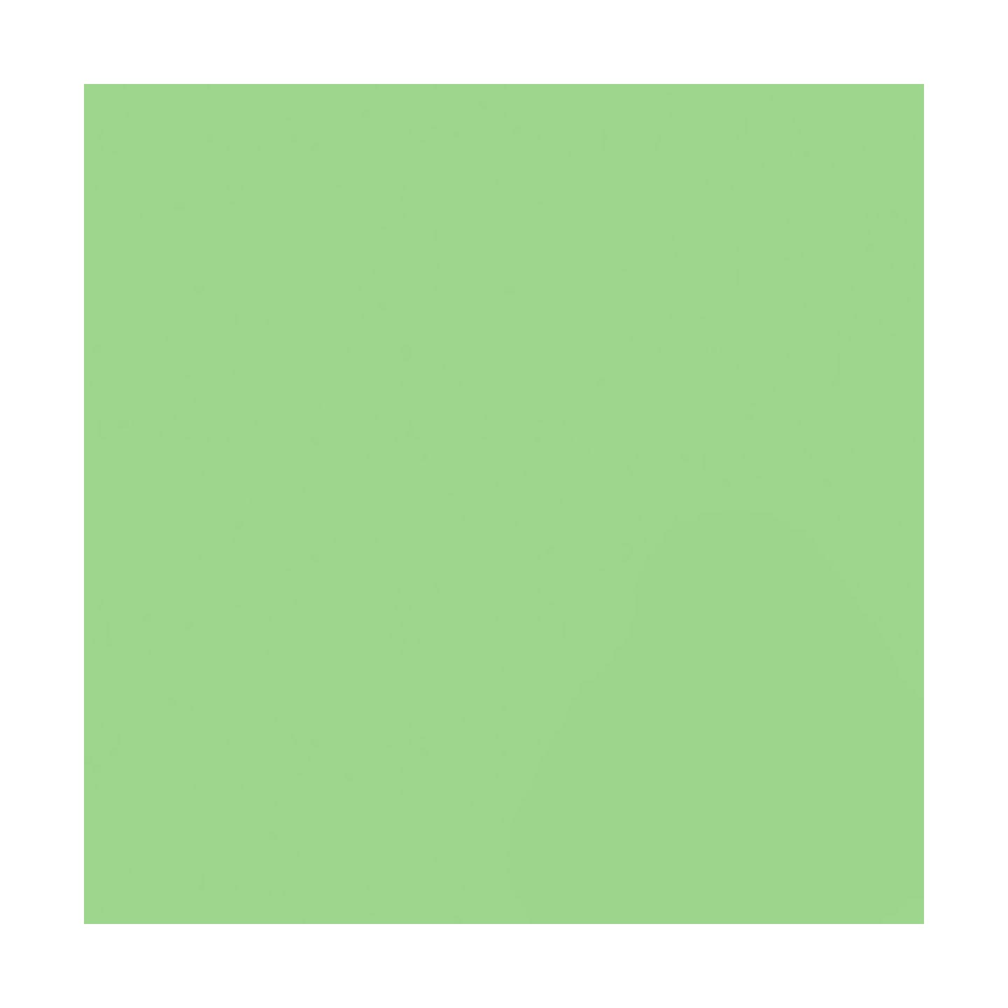 BD Backgrounds Spring Green : 1,35 m