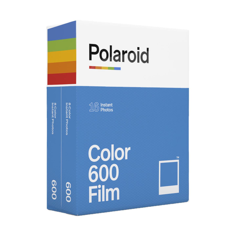 Polaroid 600 Color Sofortbildfilm - 16 Aufnahmen