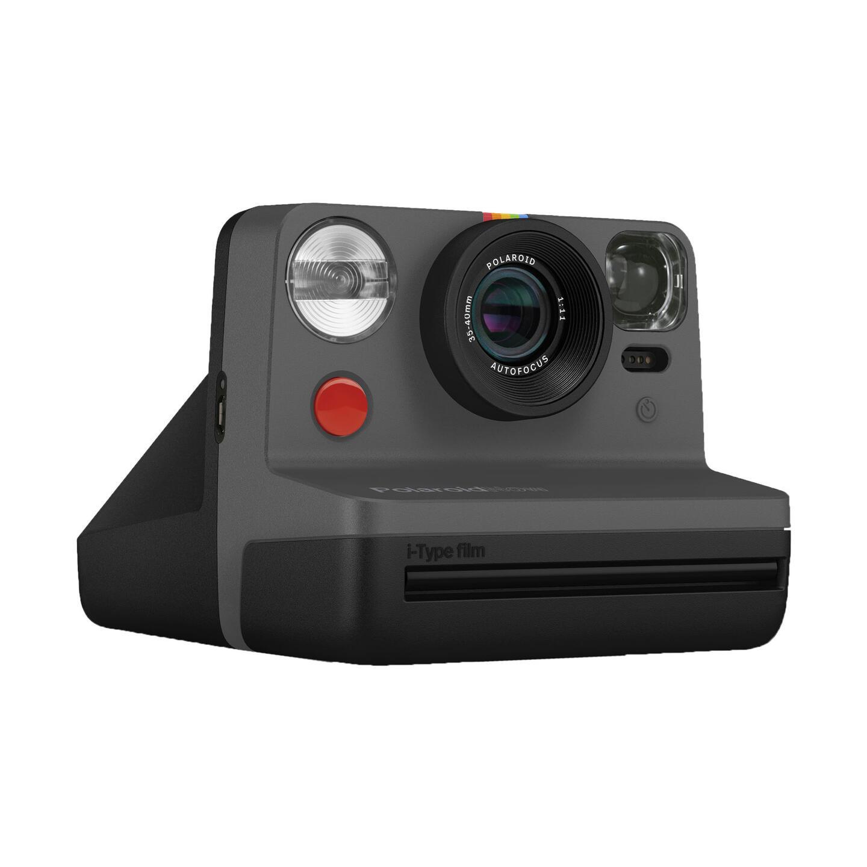 Polaroid Now : Schwarz