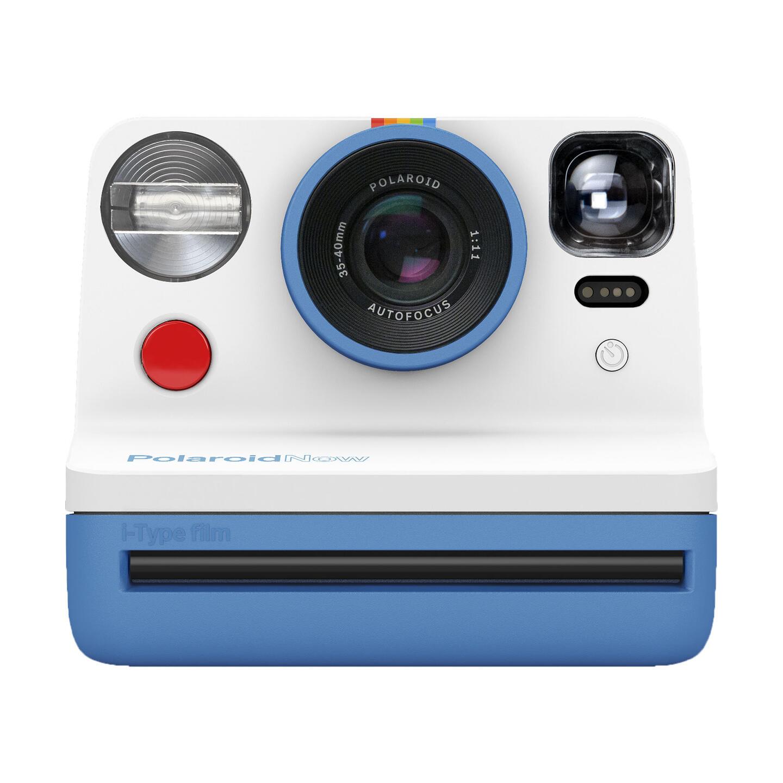 Polaroid Now : Blau