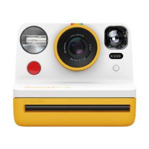 Polaroid Now : Gelb