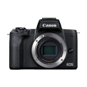 Canon EOS M50 Mark II : Schwarz