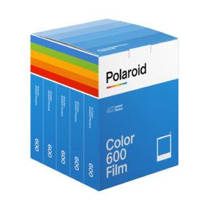 Polaroid 600 Color Sofortbildfilm - 40 Aufnahmen