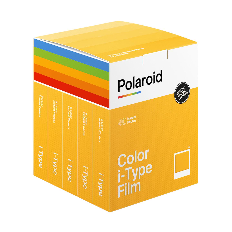 Polaroid i-Type Color Sofortbildfilm - 40 Aufnahmen