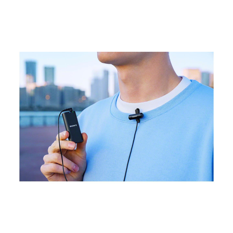 Sony ECM-W2BT Drahtloses Mikrofon