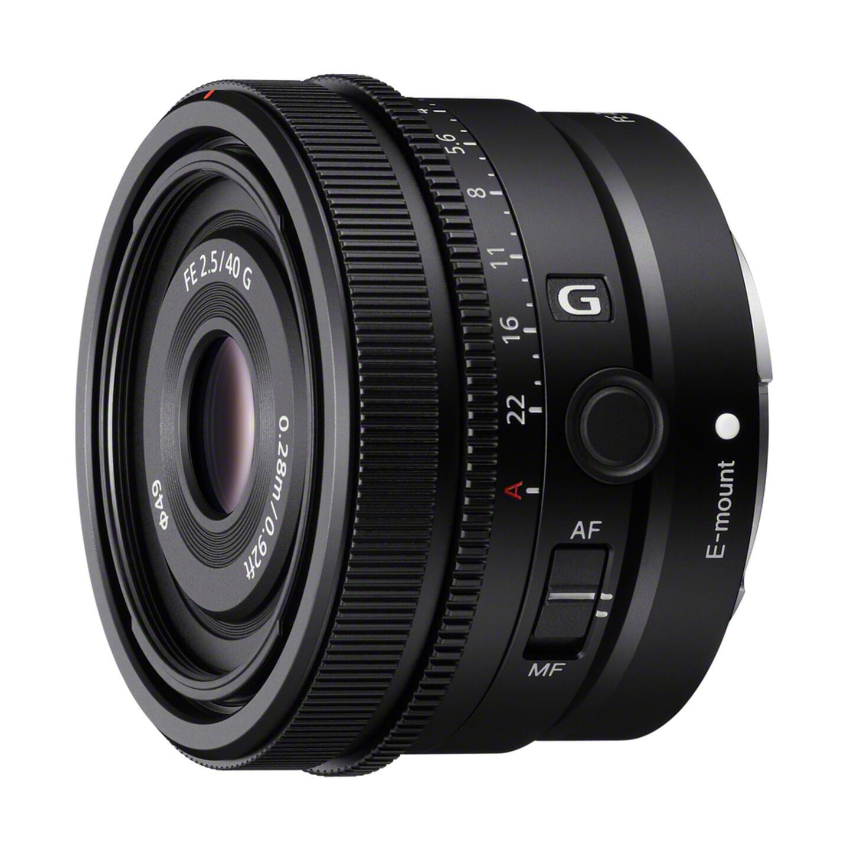 Sony FE 40mm f/2,5 G
