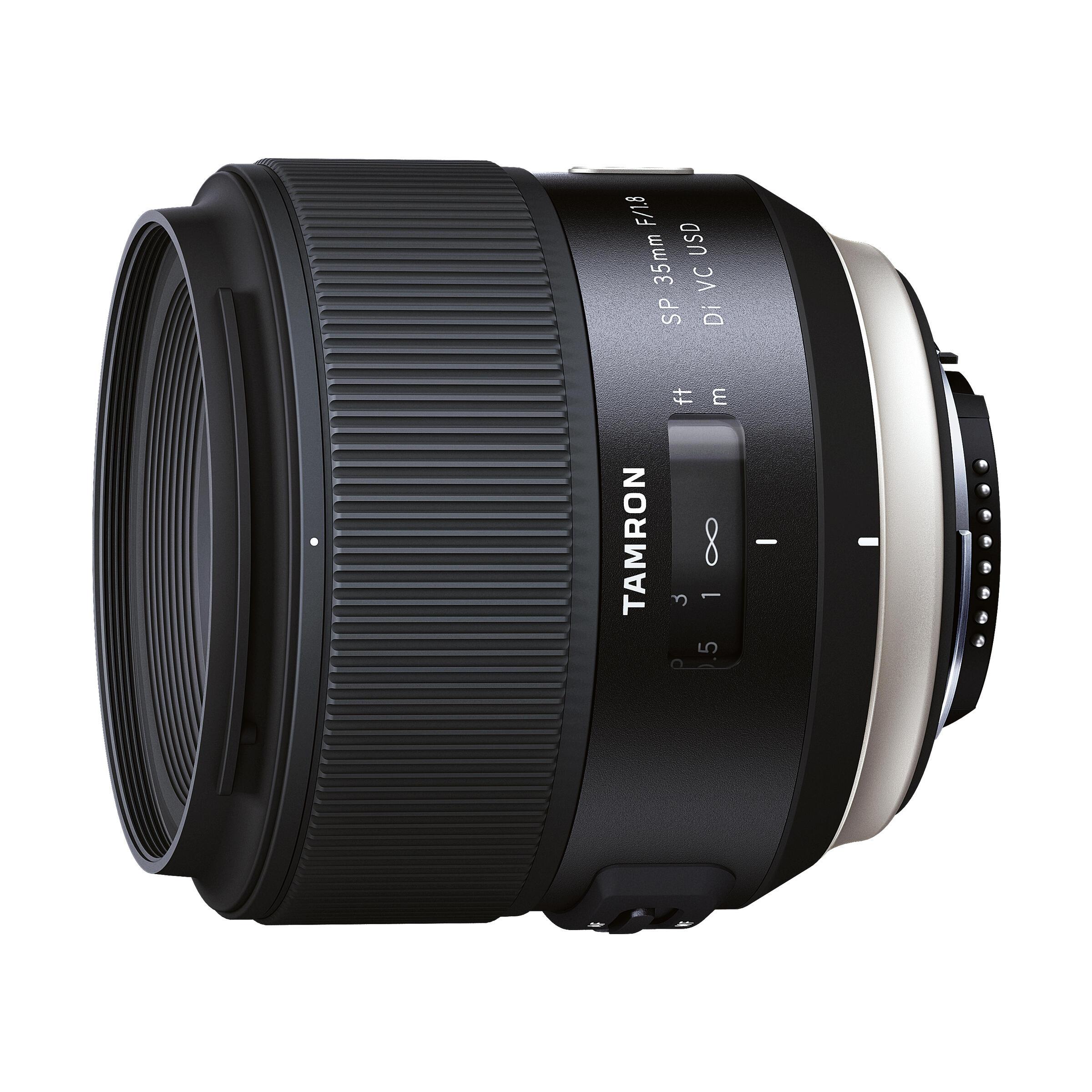 Tamron SP 35mm f/1,8 Di VC USD für Nikon AF