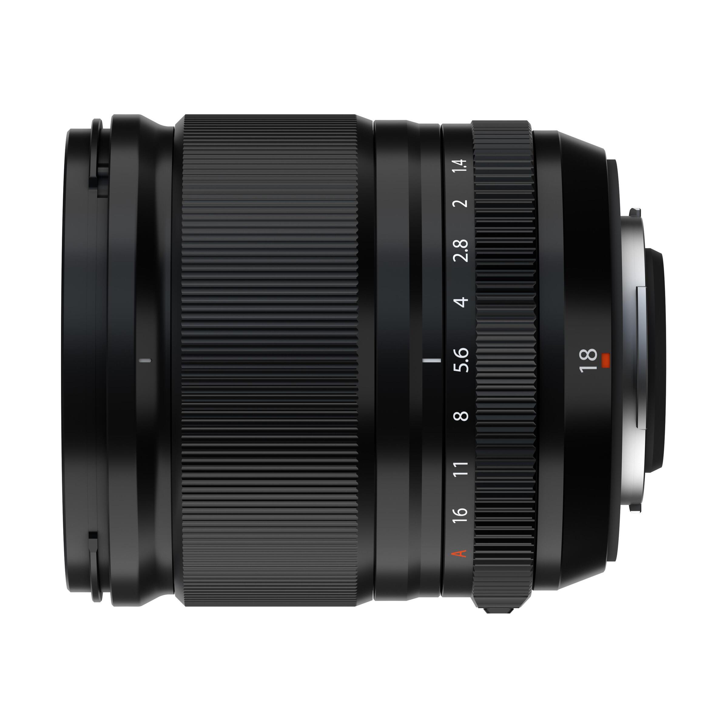 FUJIFILM XF 18mm f/1,4 R LM WR