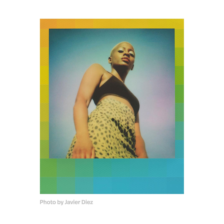 Polaroid i-Type Color Sofortbildfilm : Spectrum - 8 Aufnahmen