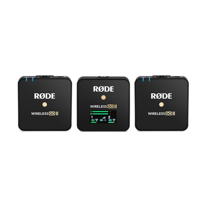 RØDE Wireless GO II
