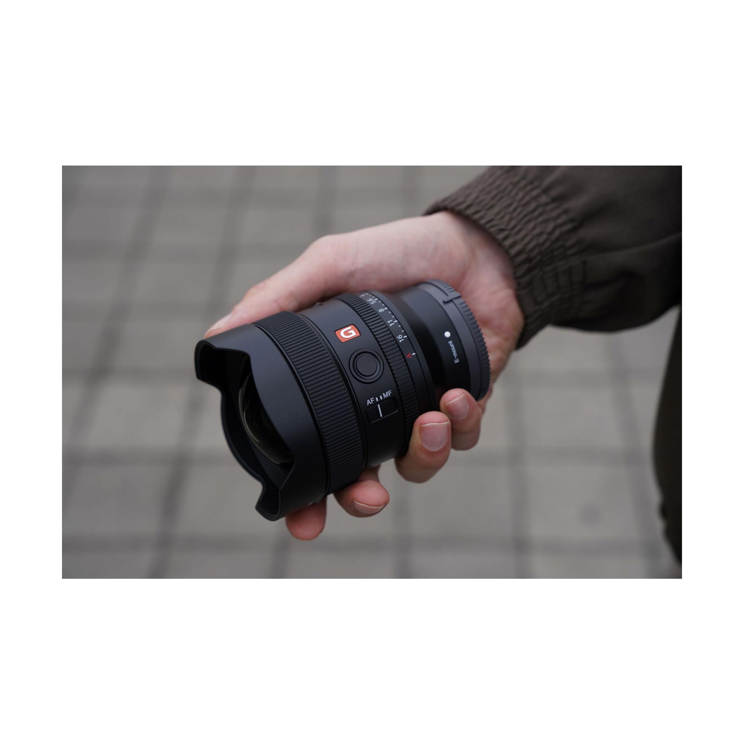 Sony FE 14mm f/1,8 GM