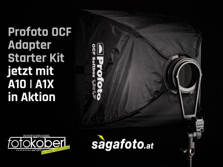 PROFOTO OCF Adapter Starter Kit Aktion