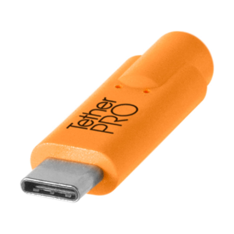 Tether Tools TetherPro USB-C Kabel - USB-C auf USB-C : Orange