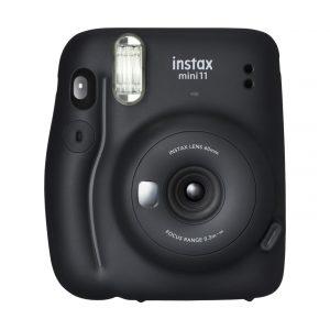 FUJIFILM instax mini 11 Sofortbildkamera : Charcoal-Grey