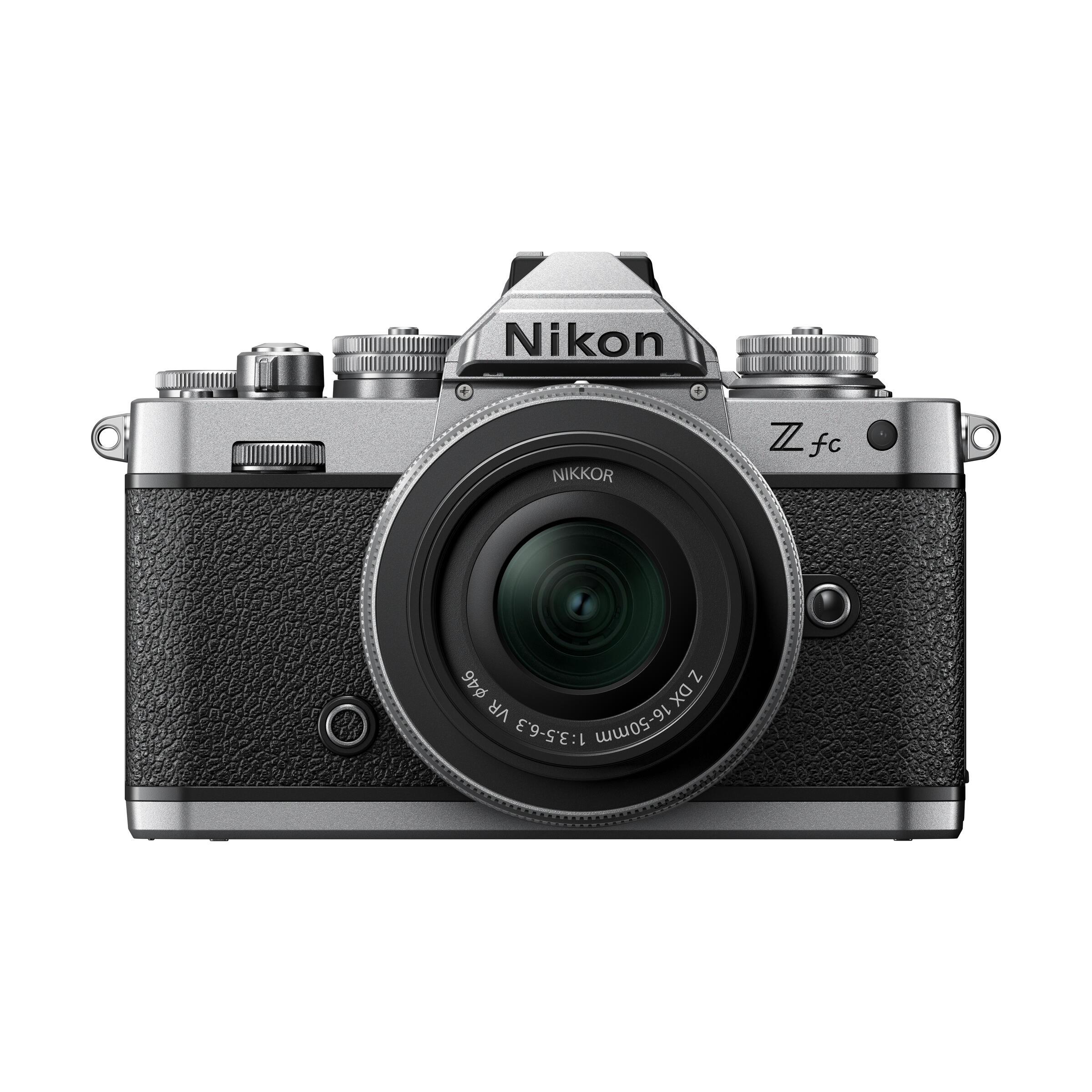 Nikon Z fc + Z DX 16-50mm VR SE