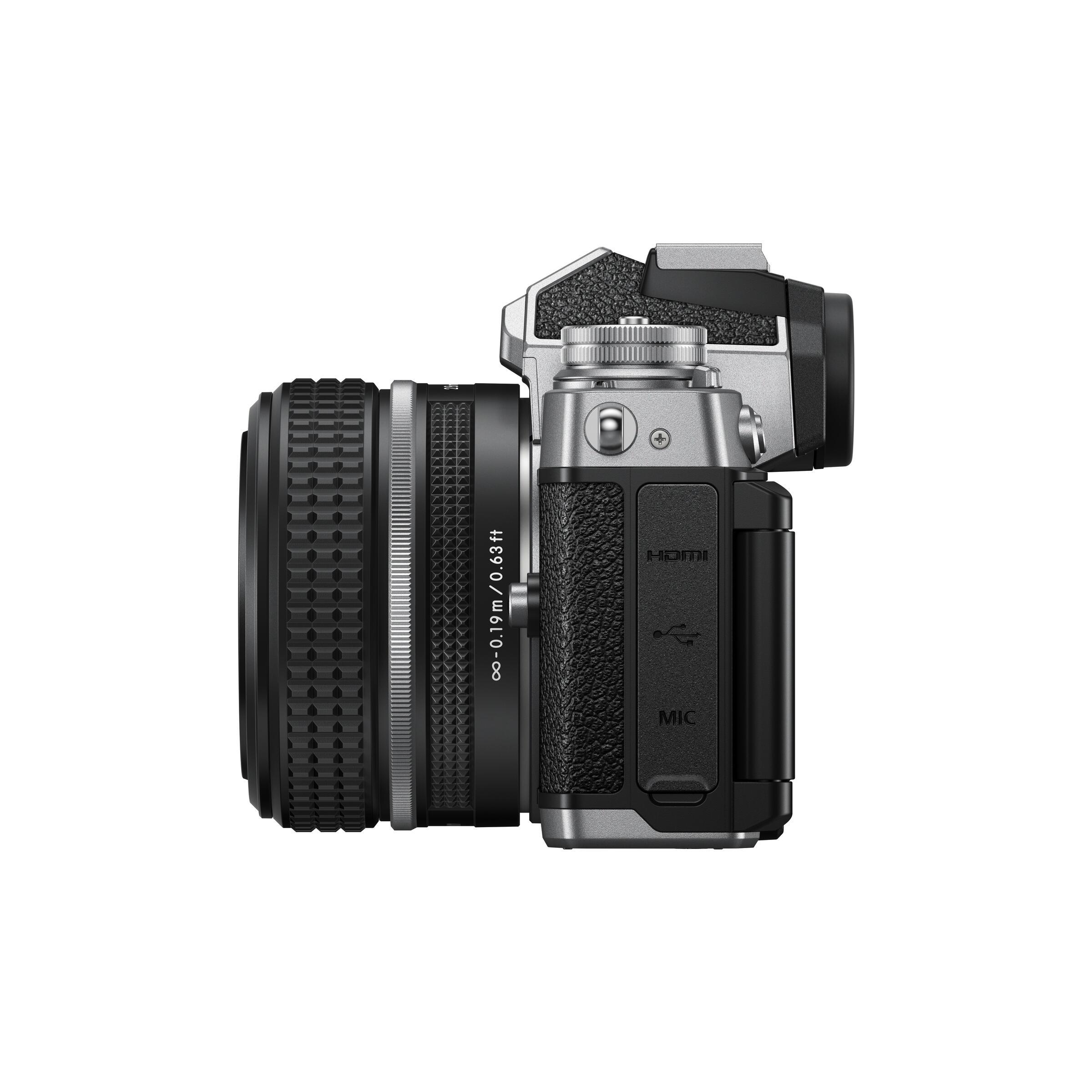Nikon Z fc + Z DX 28 f/2,8 SE