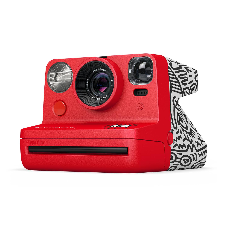 Polaroid Now : Keith Haring Edition