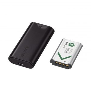 Sony ACC-TRDCX USB-Reiseladegerät und Akku