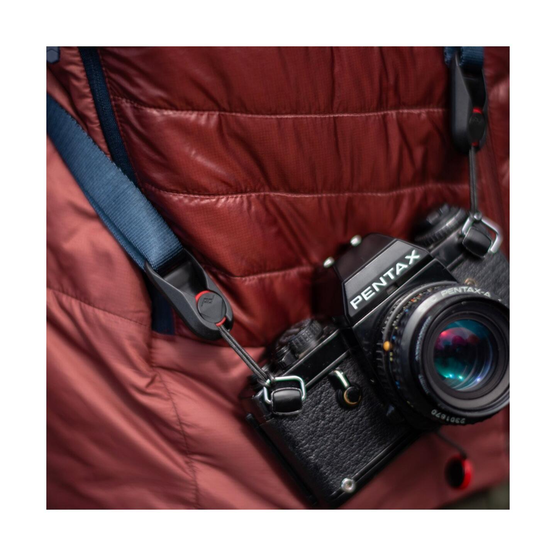 Peak Design Leash Kameragurt 19mm : Midnight (Blau)