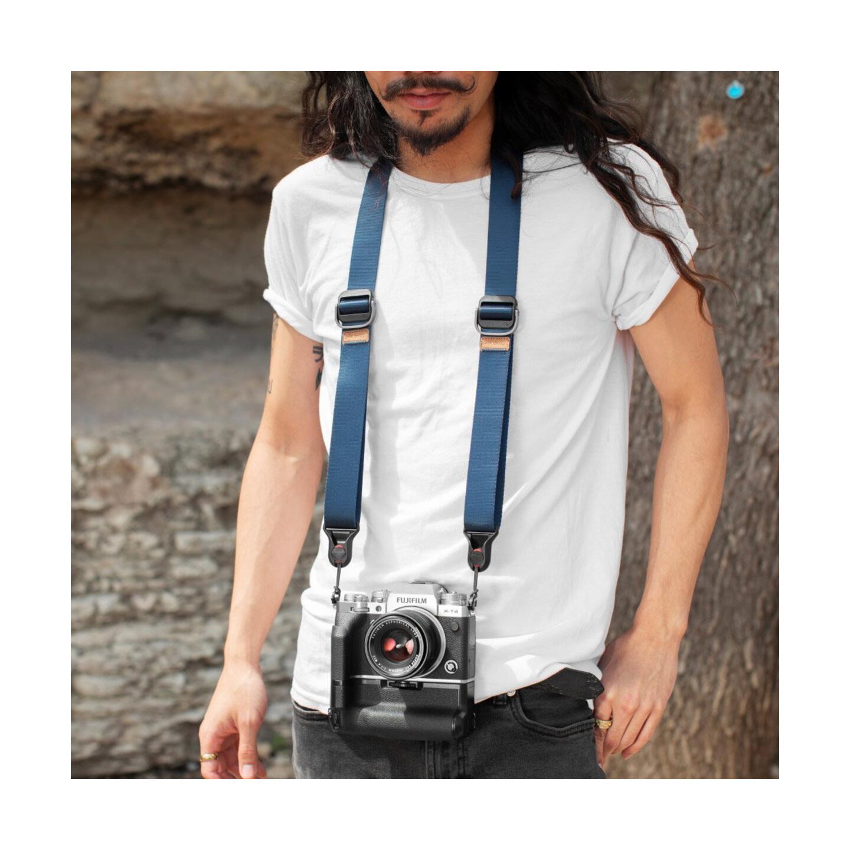 Peak Design Slide Lite Kameragurt 32mm : Midnight (Blau)