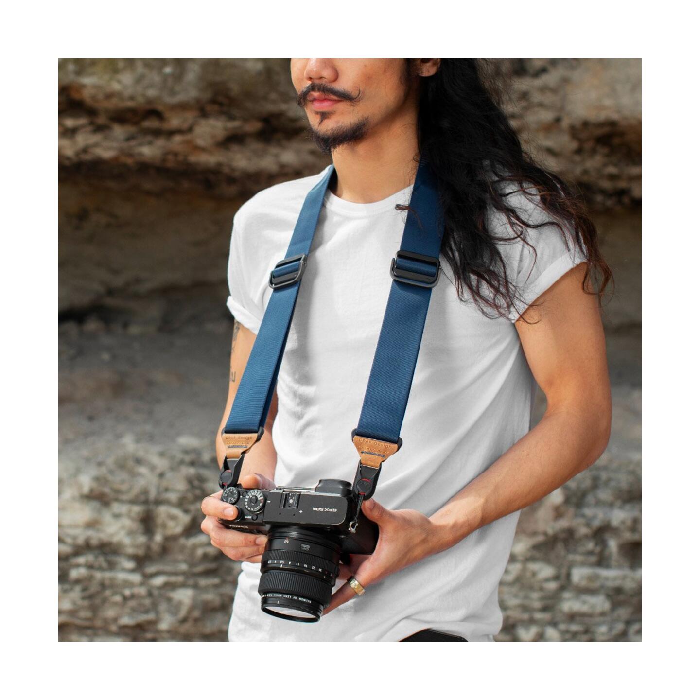 Peak Design Slide Kameragurt 45mm : Midnight (Blau)