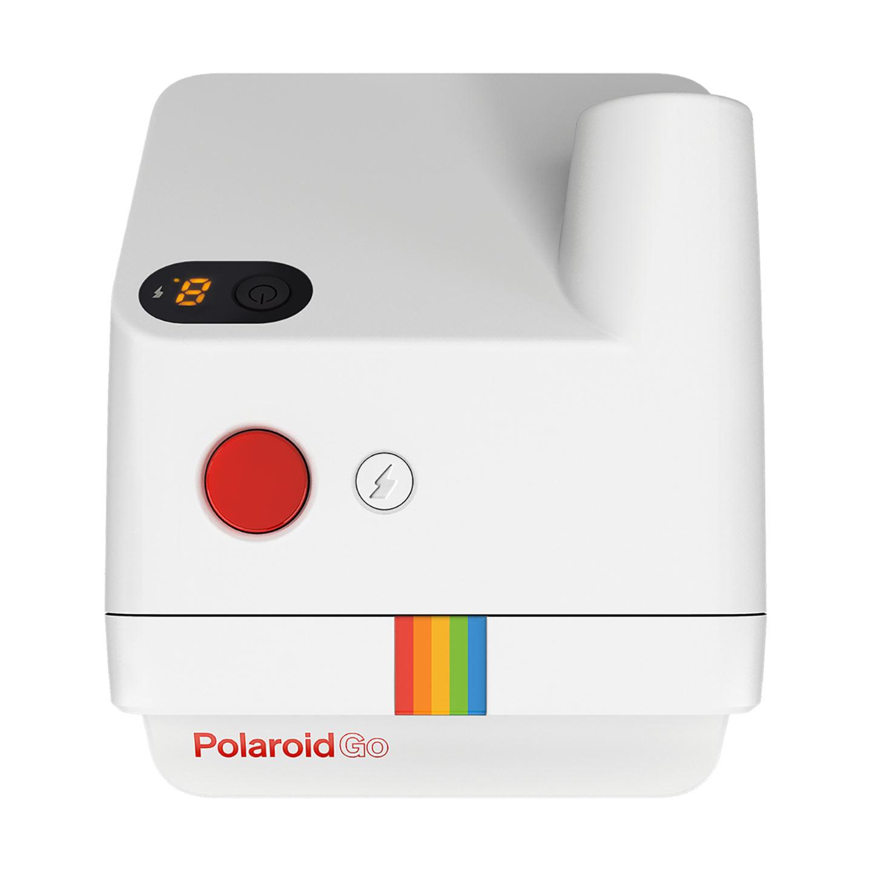 Polaroid Go : Weiß