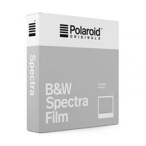 Polaroid Spectra B&W Sofortbildfilm - 8 Aufnahmen