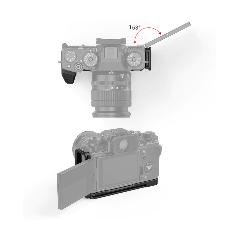 SmallRig LCF2812 L-Bracket für Fujifilm X-T4