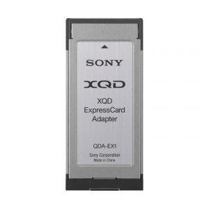 Sony QDA-EX1 - XQD-ExpressCard-Adapter