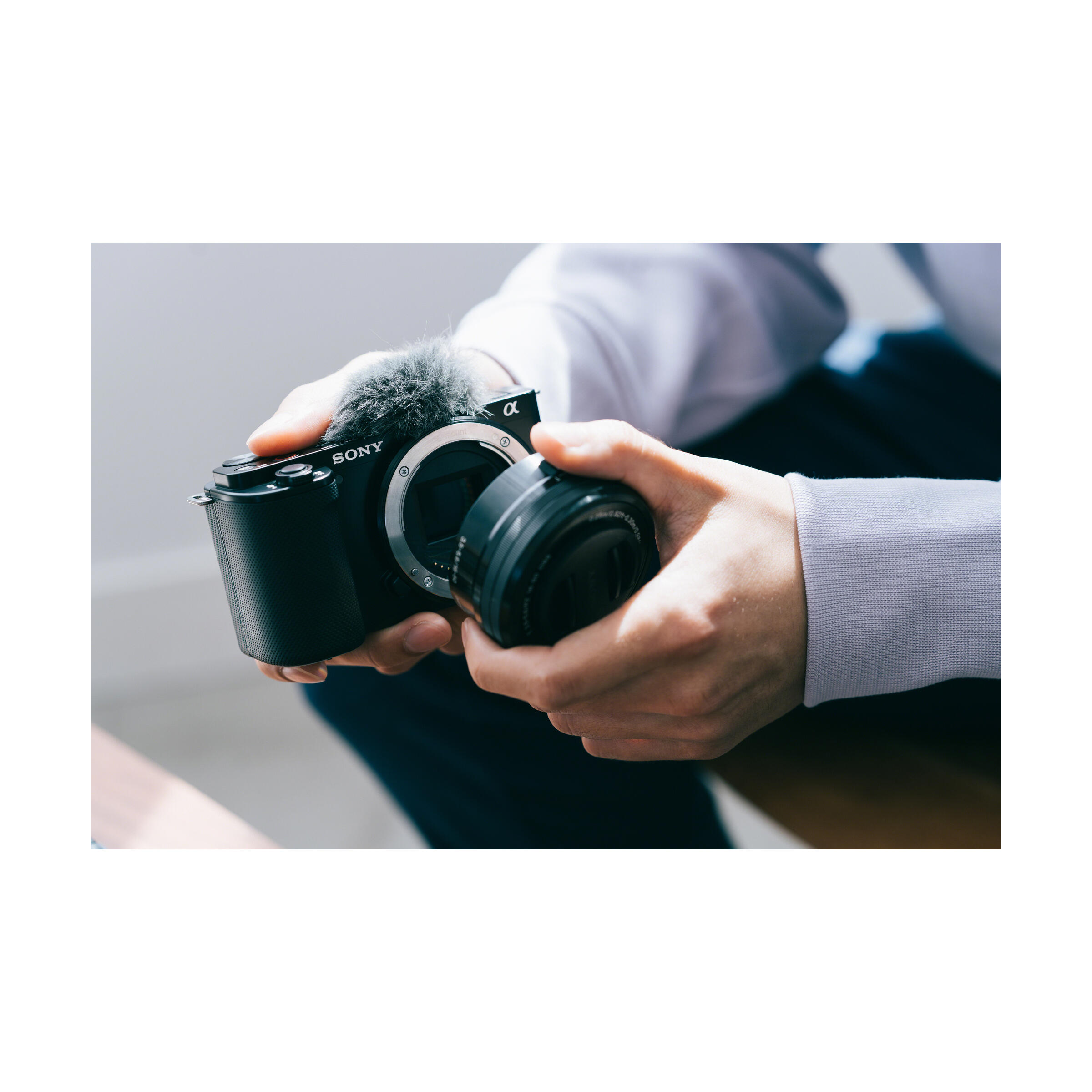 Sony ZV-E10 + E PZ 16-50mm OSS