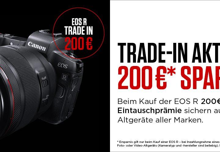 Canon EOS R Eintauschbonus