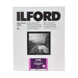 Ilford MULTIGRADE RC DELUXE (1M) glänzend : 8,9 x 12,7 cm - 100 Blatt