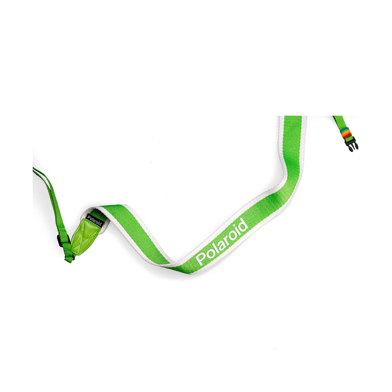 Polaroid Kameragurt flach : Grün