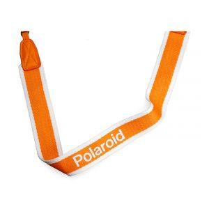 Polaroid Kameragurt flach : Orange