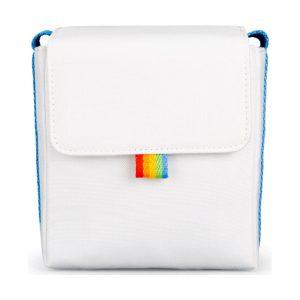 Polaroid Now Kameratasche : Weiß/Blau