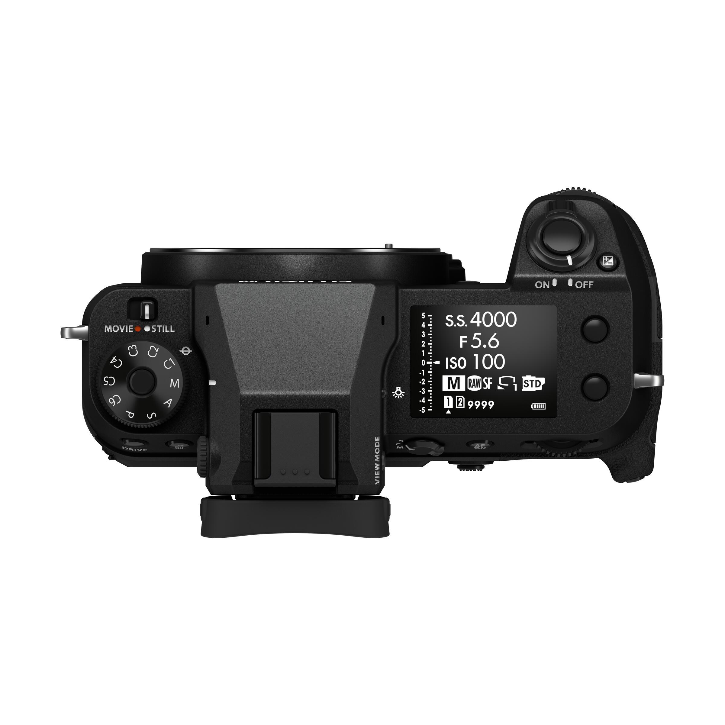 FUJIFILM GFX50S II + GF 35-70mm WR