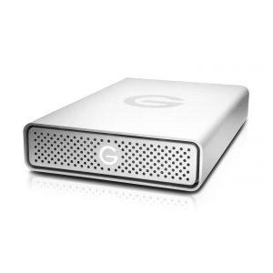 G-Technology G-DRIVE USB-C : 4TB