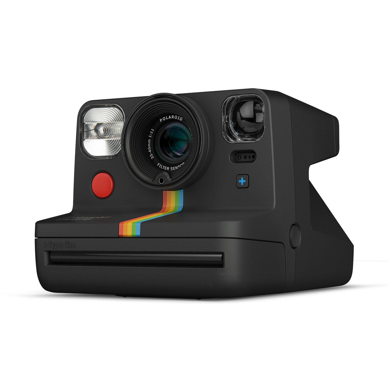 Polaroid Now+ : Schwarz